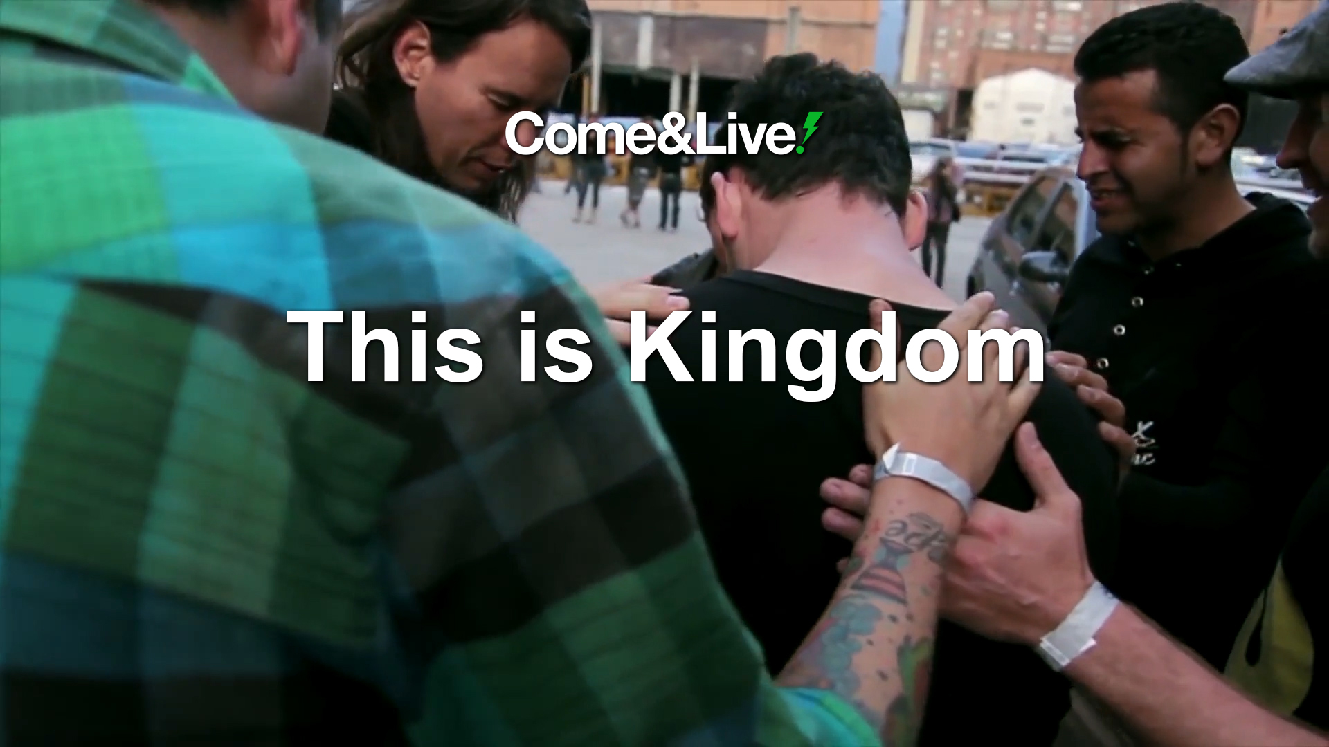 Colombia - This is Kingdom Video Showing Slide